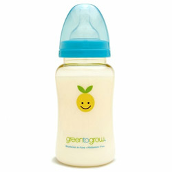 Green to Grow Baby Bottle Wide Neck - 5 oz.