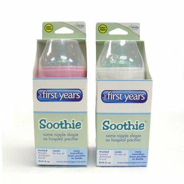 The First Years Soothie Bottle, 9 Ounce, Assorted