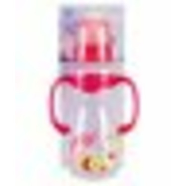 Disney Winnie the Pooh Bottle with Handles (8 oz.) - yellow, one size