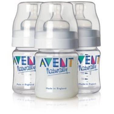 Avent 6 Pack of 4 oz. Bottles