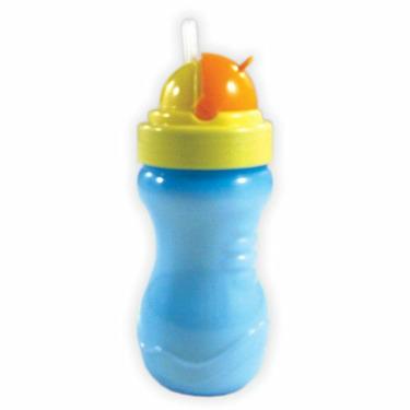 Nurtria BPA Free Flip Top Straw Cup, Boy, 12 Ounce