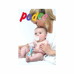 Set of 3 Podee Baby Bottle - Handsfree Feeding System