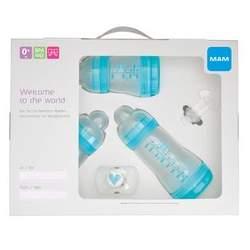 MAM Welcome To The World Gift Set BPA free -- Lagune
