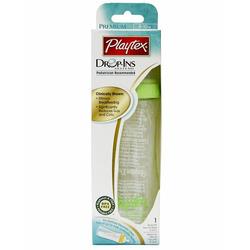 Playtex Baby Drop-Ins Premium Nurser 8-10 OZ: Green