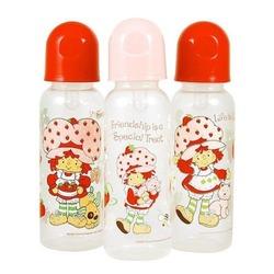 Strawberry Shortcake Baby Bottles 8 oz - BPA FREE