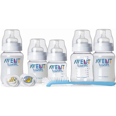 AVENT BPA Free Newborn Starter Set