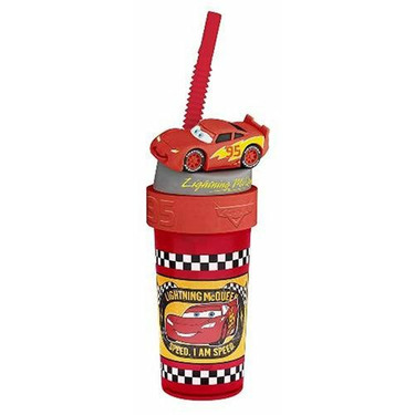 Zak Designs Cars 12-Ounce Buddy Sip