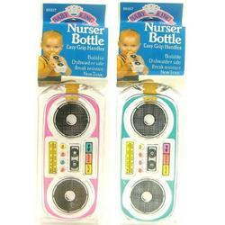 Stereo Nurser Bottle