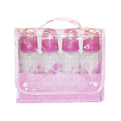 Baby Phat 4 Pack Baby Bottles (8 oz.) - one color, one size