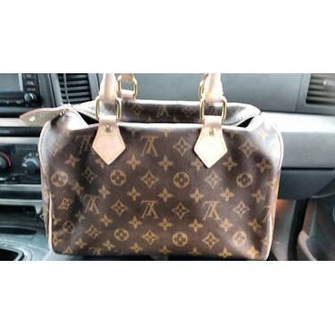 8ca6bb7f Louis Vuitton Monogram Canvas Speedy 30 reviews in Handbags ...