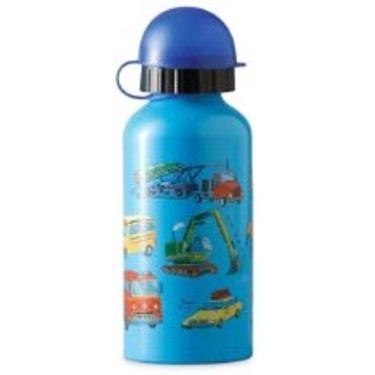 Crocodile Creek Vehicles Stainless Steel Child Bottle