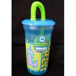 Disney Pixar Monsters Inc Drinking Sipping Bottle