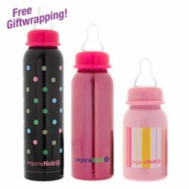 Stainless Steel Bottle Bundle for Girls
