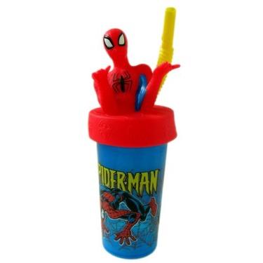 Marvel Spider-man Water Bottle - Spiderman Sipping Bottle