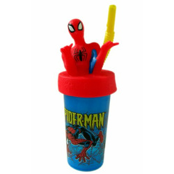 Marvel Spider-man Water Bottle - Spiderman Sipping Bottle