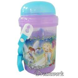Disney Tinker Bell Water bottle w/ Shoulder strap