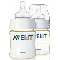 Avent 4oz PES Bottle Twin Pack (BPA Free)