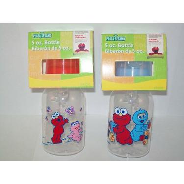 Sesame Street 5oz Bottle (Styles May Vary)