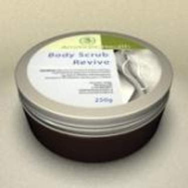 Aromatic Health Body Scrub