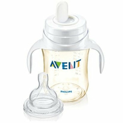 Avent 9 oz PES Bottle Trainer Kit