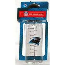 NFL's Carolina Panthers 9oz Baby Feeding Bottle