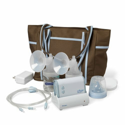 The First Years miPump Double Electric Breast Pump
