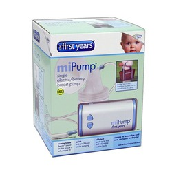 The First Years miPump Single Electric Breast Pump