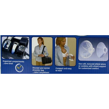 The First Years Premium Single Electric Breast Pump