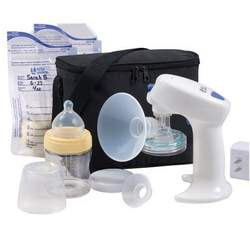 The First Years Natural Comfort Breast Pump Kit