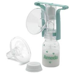 One-Hand Breastpump with Flexi-Shield