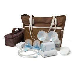 The First Years miPump Double Deluxe Electric Breast Pump