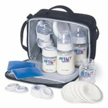 Philips AVENT Isis On The Go Set