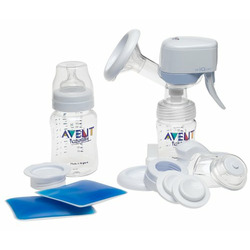 Avent ISIS IQ UNO Complete Handheld Electronic Breast Pump