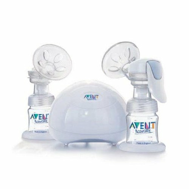Philips Avent 631 SCF30402 ISIS Twin Electronic Breast Pump