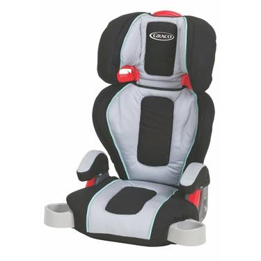 Graco High Back TurboBooster Car Seat, Wander