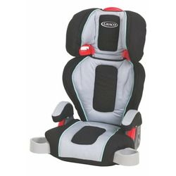 Graco High Back TurboBooster Car Seat, Wander