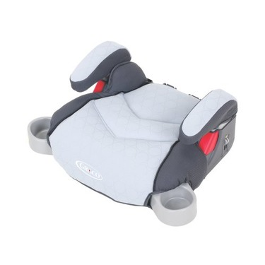 Graco Backless TurboBooster Car Seat, Baker