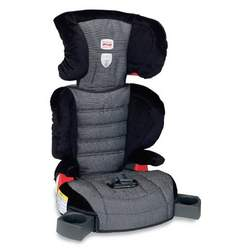Britax Parkway Secure Guard Booster Seat, Onyx