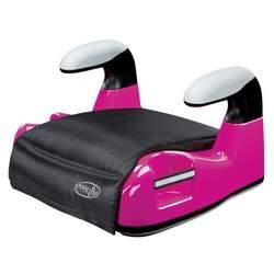 Evenflo Big Kid AMP No Back Booster Car Seat - Pink
