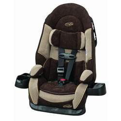 Evenflo Chase DLX Harness Booster Seat, Nashville