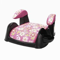 Cosco Juvenile Highrise Belt-Positioning Backless Booster Car Seat, Lorraina
