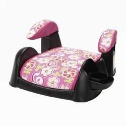 Cosco Juvenile Highrise Belt-Positioning Backless Booster Car Seat, Lorraina