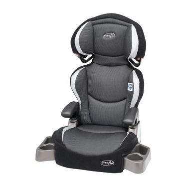 Evenflo Big Kid DLX Belt Positioning Booster Seat Reviews In Car Seats