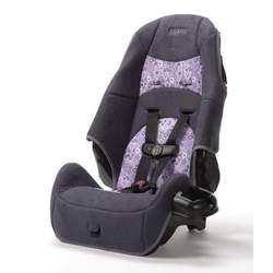 Cosco Juvenile High Back Booster Car Seat, Viola