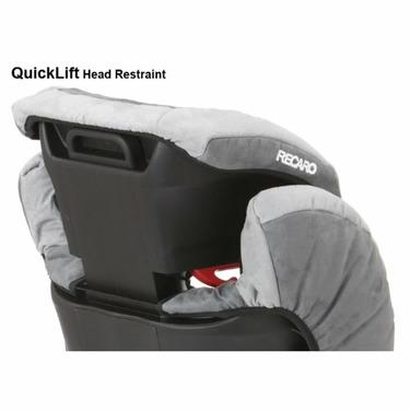 Recaro ProBooster High Back Booster Car Seat, Midnight
