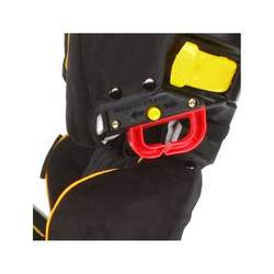 The First Years Compass Pathway B570 Adjustable Belt Path Booster, Bumble Bee