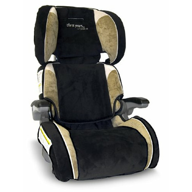 The First Years Ultra Folding Booster Seat, Cappuccino