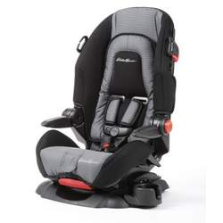 Eddie Bauer Deluxe High Back Booster Car Seat in Astoria