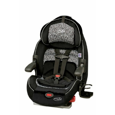 Evenflo Generations 65 Booster Car Seat, Mega Pixel