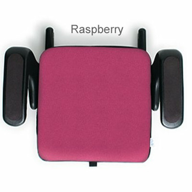 clekjacket Booster Seat Cover - Raspberry